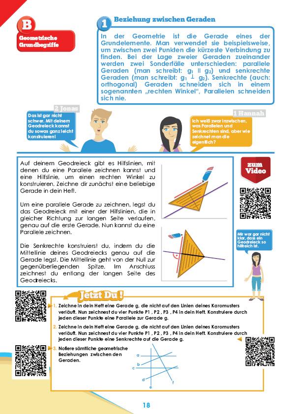Mathe-Übungsheft für die Klasse 5 Sek I   StrandMathe