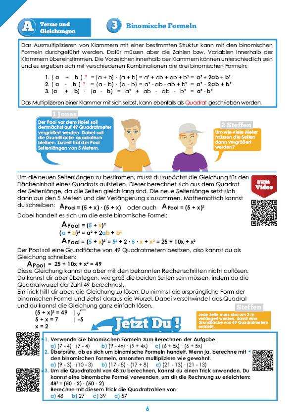 Berühmt Mathe Sites Für 6. Klasse Fotos - Mathematik & Geometrie ...
